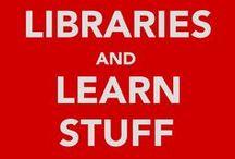 books - LIBRARY ideas / by Suzy Sholar