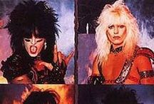 Mötley Crüe / Mötley Crüe / by GoonSquadSarah