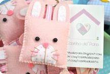 DIY: Easter Ideas / Ideais para fazer na Páscoa