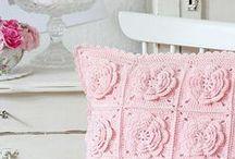 Making Cushions & Pillows / Costurando almofadas para deixar minha casa incrível