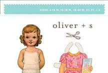 O+S for Older People / Patterns which I can make the O+S way for my older offspring