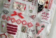 Love Craft Embroidery / Bordados maravilhosos que sonho em aprender um dia <3
