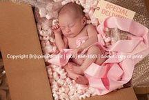 Birth Announcement & Favors / Fotos incríveis para avisar do nascimento e lembrancinhas para registrar o momento!