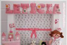 Maternity Decorations / Deixando o quarto da maternidade lindo para o seu bebê