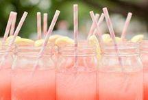 Wedding Drinks / Bebidinhas que são - além de fofas - uma delícia