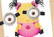 Kids Party Ideas: Minions / Festas divertidas inspiradas nos personagens Minions