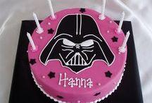 Kids Party Ideas: Star Wars / Ideias para festas para adultos e crianças inspirada na saga Star Wars