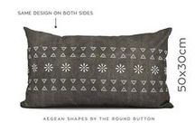 """AEGean SHAPes / products from my shop, """"the Round Button"""" - Athens, Greece"""