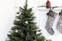Christmas / Inspiration for a beautiful, rustic, Scandinavian Christmas.