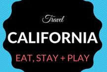 California Travel / What to do in California