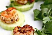Seafood Lovers / Seafood? Yes, please. From the raw to the cooked and seasoned, food from the ocean just tastes so much better.