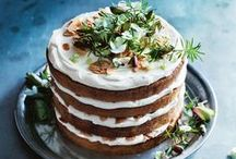 """Caked Up / """"A party without cake is just a meeting.""""  I couldn't have said it better, Julia Child.  Preach!"""