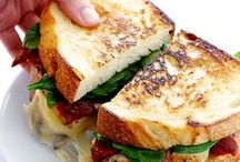 Scrumptious Sandwiches / Too few people understand a really good sandwich!