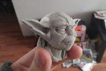 Yoda Sculpt