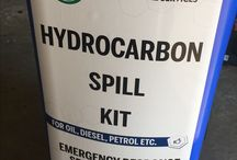 Spillkits / Hydrocarbon & Chemical Spillkits