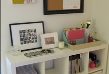 Organizing / by Kelly Olsakovsky