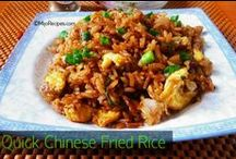 Chinese Recipes / A collection of #Chinese #recipes  / by MijoRecipes