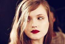 The Red Lip / by Felicia Sullivan