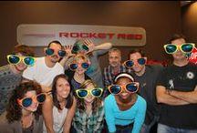 Fun @ Rocket Red