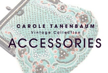 CTVC Purses & Accessories / One of a kind Vintage purses & accessories from the Carole Tanenbaum Vintage Collection. For price details of items shown on this board e-mail us at vintagecollection@caroletanenbaum.com