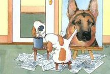 Fido Funnies / Only the funniest pups on the planet!