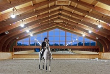 Indoor Arenas / Indoor arena designs that we have completed, along with a broad range of work by others.