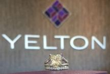 Engagement Rings / It's a big moment. We know that. That's why at Yelton Fine Jewelers, we'll look at as many rings as you need to. And we'll help you come to the right decision on style and budget. We can help you decide what's important to you in an engagement ring. We can also help you pick one that suits her lifestyle: athletic, glamorpuss, bookworm or the girl next door. We won't be happy until you're happy. www.yeltons.com/engagement.html