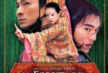 House of Flying Daggers (2004) / my artworks about House of Flying Daggers, a Yimou Zhang movie. About the Movie: a romantic police captain breaks a beautiful member of a rebel group out of prison to help her rejoin her fellows, but things are not what they seem. Directed by Yimou Zhang. Starring: Ziyi Zhang, Takeshi Kaneshiro, Andy Lau. Distributed by Sony Pictures Classics. Running time: 119 minutes. Country : China-Hong Kong.
