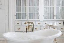 Bathrooms / This board is all about decorating and remodeling ideas for bathrooms. Pins include French country, traditional, and coastal inspired bathrooms.