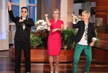 Britney Goes Gangnam Style! / Psy teaches Britney & Ellen how to go Gangnam Style on The Ellen Show! / by It's Britney! App