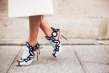 Shoe Biz / Fabulous shoes. Need I say more? / by Carole Tanenbaum Vintage Collection