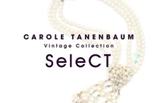 CTVC SeleCT / One of a kind Vintage SeleCT pieces from the Carole Tanenbaum Vintage Collection. For price details of items shown on this board e-mail us at vintagecollection@caroletanenbaum.com