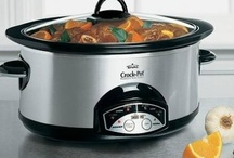 CROCK POT,OH MY! / I HAVE A CROCK POT AND I'M NOT AFRAID TO USE IT............