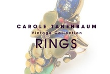 CTVC Rings / by Carole Tanenbaum Vintage Collection