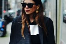Street Style / Capturing stylish people around the globe. / by Carole Tanenbaum Vintage Collection