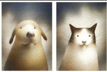 illustrazioni / by Micaela de Gregorio