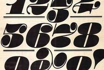 Numeri & Lettere / by Micaela de Gregorio