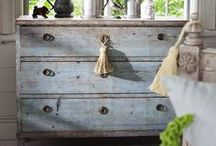 Furniture / This board is for my furniture design ideas. It includes inspiration for my painted and often distressed finishes. It's also for my own DIY and refurbished furniture makeovers. Often the furniture is vintage or rustic with a French country flair.