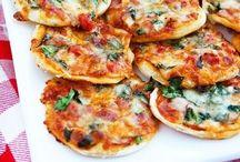 Pizzas / by MijoRecipes
