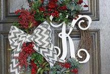 Wreaths / by Donna Harvey