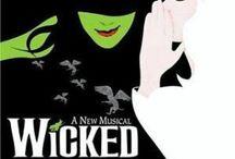 Wicked / I've seen it 4 times! / by Crystal Klopfenstein