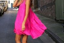 HOTT PINK! / by Heather McElrath