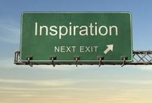 Truth & Inspiration # 6 / Words of wisdom, inspiration, encouragement, and truth that speak to me. / by Louann Hall