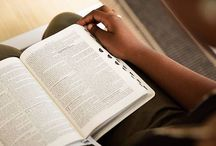 Bible - New Testament continued... / Scriptures from The Bible's New Testament. / by Louann Hall