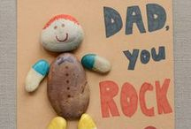 Cool original gifts for Dad's / In recognition of our great fathers!