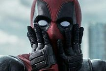 Deadpool / Collaboration of Deadpool pictures and artwork.