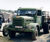 Csepel teherautók - Csepel trucks