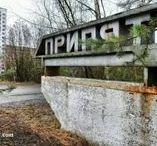 Csernobil, Pripjaty, Szlavutics - Чорнобиль(Чернобыль), Припять, Славутич