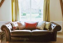 LIVING ROOM / Inspiration for a gorgeous living room, lounge, sitting room or front room.