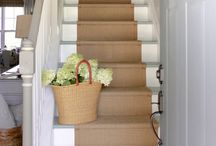 STAIRS & LANDING / Ideas for a beautiful staircase.